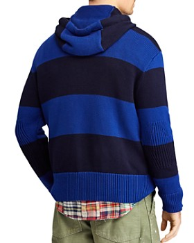 Polo Ralph Lauren - Yale Graphic Hooded Sweater