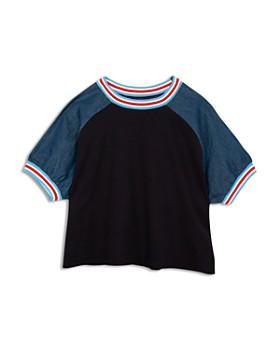 JOE'S - Girls' Raglan Color-Block Tee - Big Kid