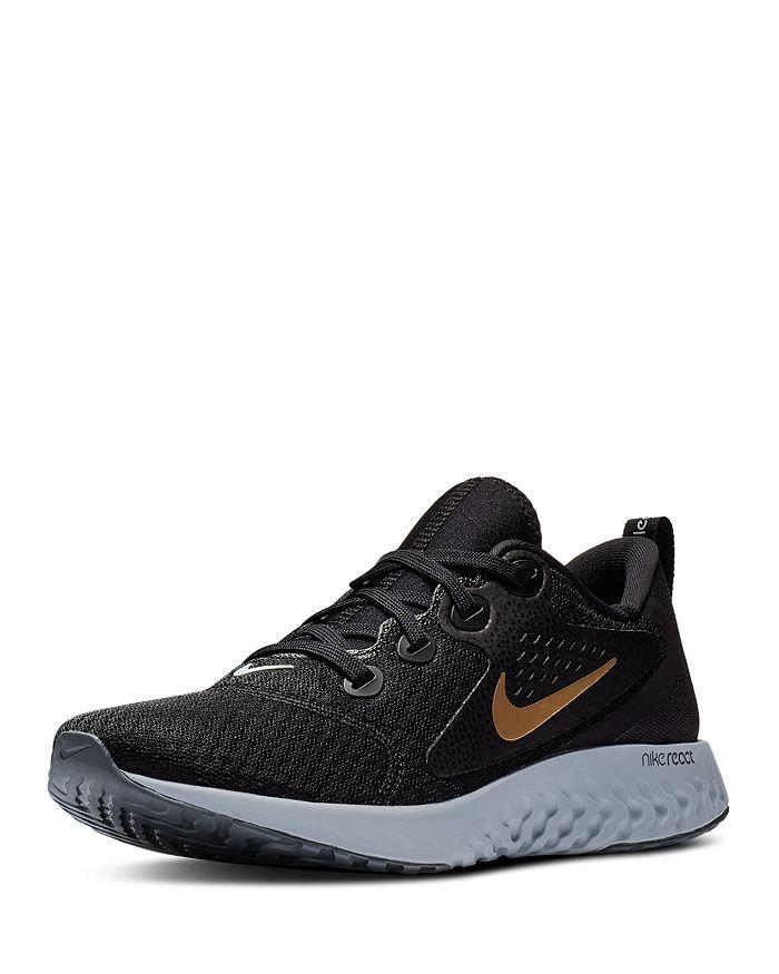 new product b4865 79b39 Nike - Women s Legend React Low-Top Sneakers