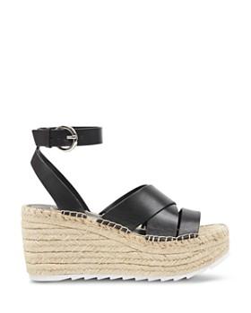 Marc Fisher LTD. - Women's Raffa Espadrille Platform Wedge Sandals - 100% Exclusive