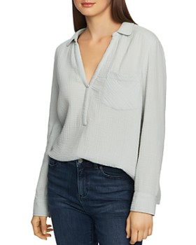 f42b7accea157 1.STATE - Textured Shirt ...