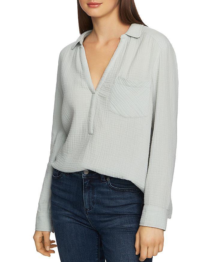 1.STATE - Textured Shirt
