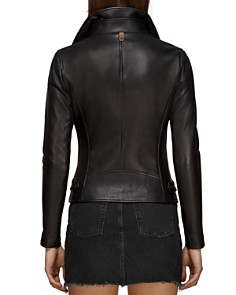 Mackage - Sandy Moto Leather Jacket