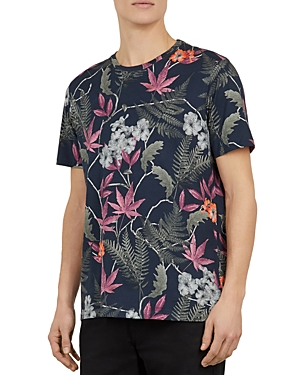 Ted Baker Buck Floral Tee Sale and Offers April 2020