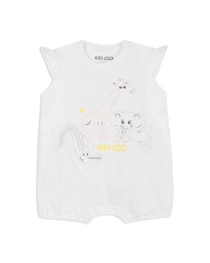 Kenzo - Girls' Animals Romper - Baby