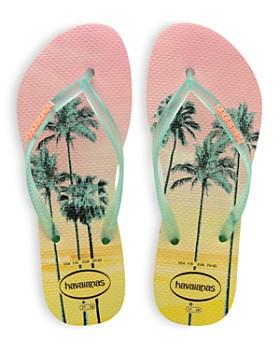 0c0da53465ca5e ... havaianas - Women s Slim Paisage Flip-Flops