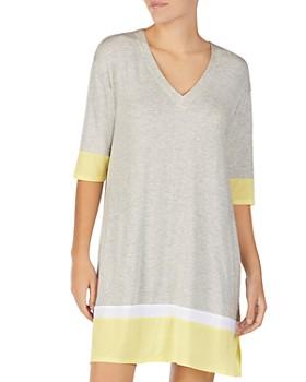 Donna Karan - Color-Block Sleepshirt ... 482f249ad