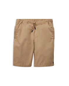 Ralph Lauren - Boys' Drawstring Chino Shorts - Big KidChino Shorts - Big Kid