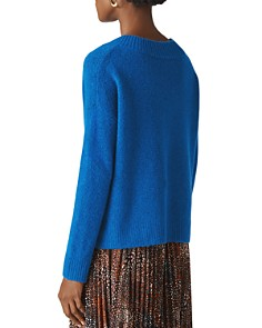 Whistles - Oversize V-Neck Sweater