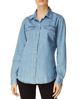 J Brand - Perfect Denim Shirt