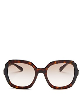 Prada - Women's Square Sunglasses, 54mm