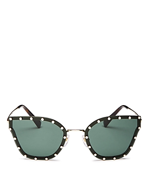 Valentino Women\\\'s Butterfly Sunglasses, 59mm-Jewelry & Accessories