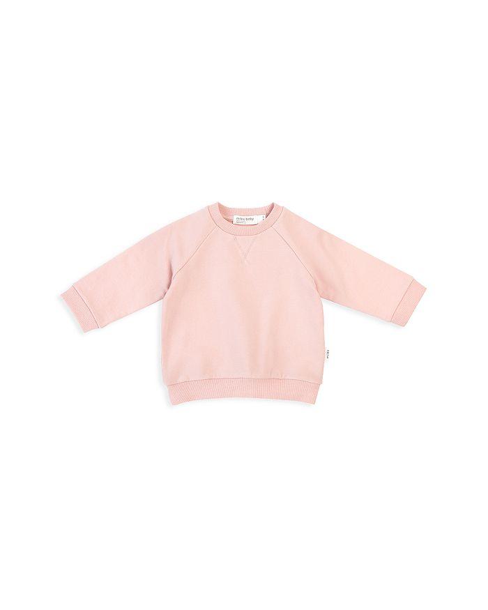 Miles Baby - Girls' Raglan Sweatshirt - Baby