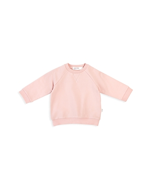 Miles Baby Girls' Raglan Sweatshirt - Baby