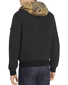 Superdry - Air Corps Hooded Bomber Jacket