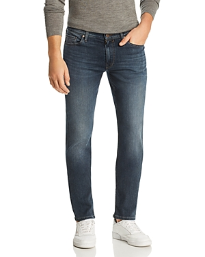 Paige Jeans FEDERAL STRAIGHT FIT JEANS IN HUXLEY