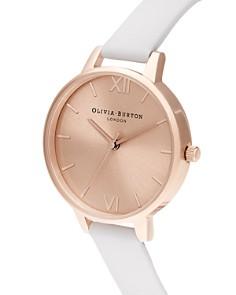 Olivia Burton - Rose Gold-Tone Sunray Watch, 34mm