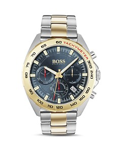 BOSS Hugo Boss - Intensity Two-Tone Chronograph, 44mm