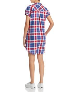Billy T - Plaid Shirt Dress