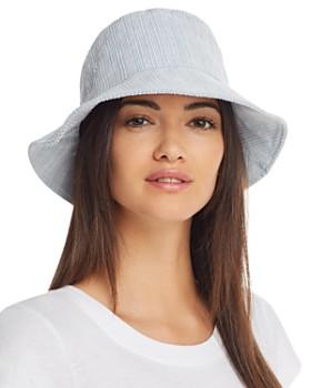 a944b9fe3e0 Women s Cloche Hats   Bucket Hats - Bloomingdale s