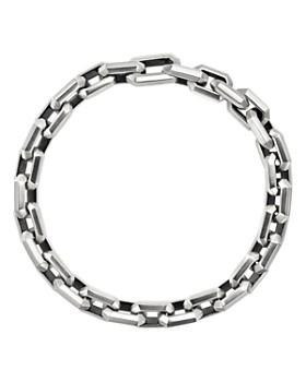 David Yurman - Sterling Silver Streamline Heirloom Link Bracelet