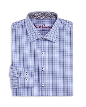 Robert Graham - Boys' Wharton Dress Shirt - Big Kid