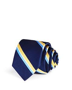 Michael Kors - Boys' Striped Silk Tie