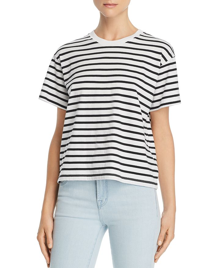 ATM Anthony Thomas Melillo - Classic Striped Tee