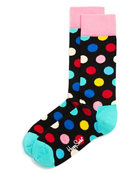 Happy Socks - Big Dot Socks - 100% Exclusive