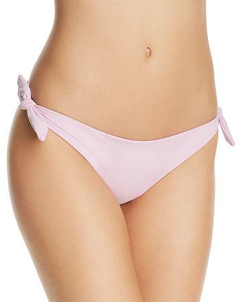 L*Space - Sensual Solids Carusso Bikini Bottom