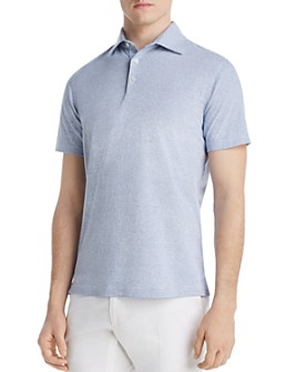 Dylan Gray - Striped Classic Fit Polo Shirt - 100% Exclusive