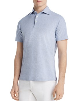 Dylan Gray - Striped Classic Fit Polo Shirt