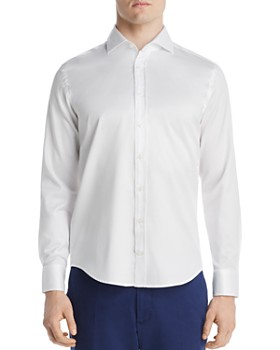 Dylan Gray - Textured Dobby Classic Fit Shirt - 100% Exclusive