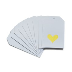 Sugar Paper - Heart Gift Tags, Set of 9