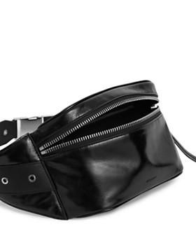 7d1e913c78 ... ALLSAINTS - Clip Leather Belt Bag