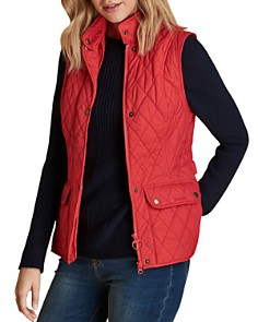 Barbour - Otterburn Diamond-Quilted Gilet