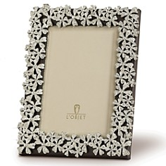 """L'Objet """"Platinum Garland"""" Frames - Bloomingdale's_0"""