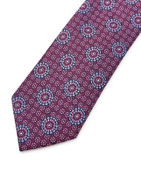6f2485eaa ... Ted Baker - Assem Tile Geo Silk Skinny Tie