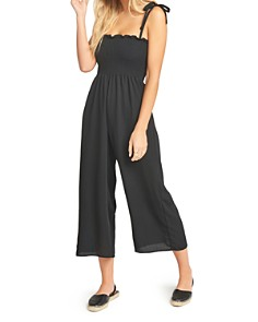 Show Me Your MuMu - Parton Shoulder-Tie Jumpsuit