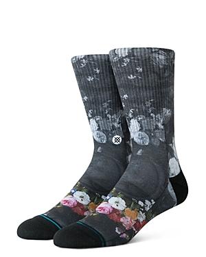 Stance Socks MARIE FLORAL-PRINT SOCKS
