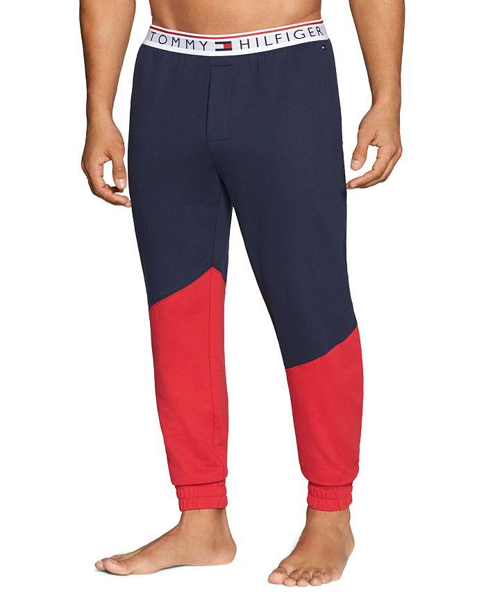 Tommy Hilfiger - Color-Block Lounge Jogger Pants