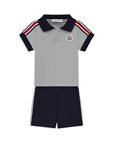 Moncler - Boys' Polo & Shorts Set - Baby