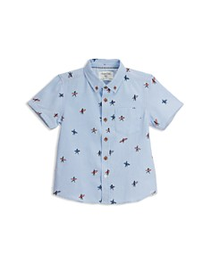 Sovereign Code - Boys' Crystal Cove Surfer Button-Down - Little Kid, Big Kid