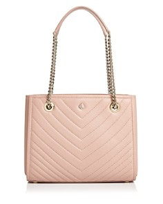 kate spade new york - Small Quilted Leather Tote