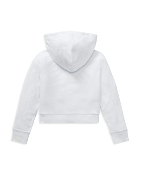 Ralph Lauren - Girls' Cotton-Blend Terry Hoodie - Big Kid