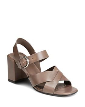 b95276121d8 Via Spiga - Women s Opal Block Heel Sandals ...