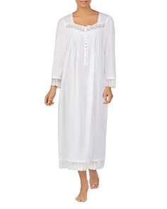Eileen West - Ballet Classic Long-Sleeve Nightgown - 100% Exclusive