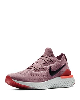 Nike - Women's Epic React Flyknit 2 Low-Top Sneakers