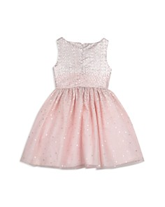 Pippa & Julie - Girls' Sequin Fit-and-Flare Dress - Baby