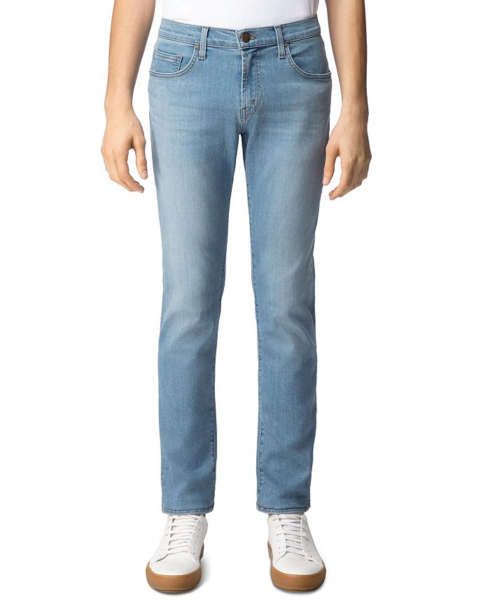 J Brand - Tyler Slim Fit Jeans in Infograph